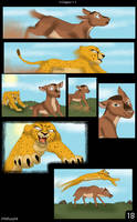 Raised By Cheetahs - Chapter 1 - Page 18 by JYNFury14