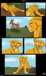 Raised By Cheetahs - Chapter 1 - Page 19