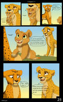 Raised By Cheetahs - Chapter 1 - Page 25 by JYNFury14