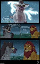 Being Brave is a Choice - Prologue - Page 5 by JYNFury14