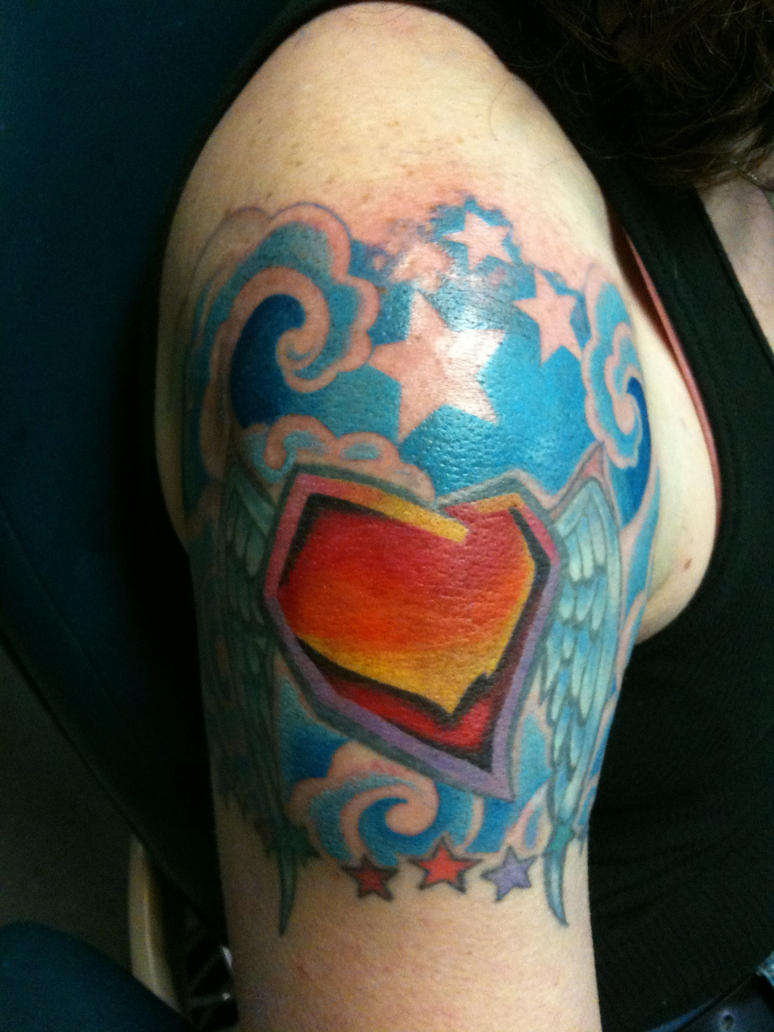 Wild at heart by tattoosbyraven on deviantart for Wild at heart tattoo