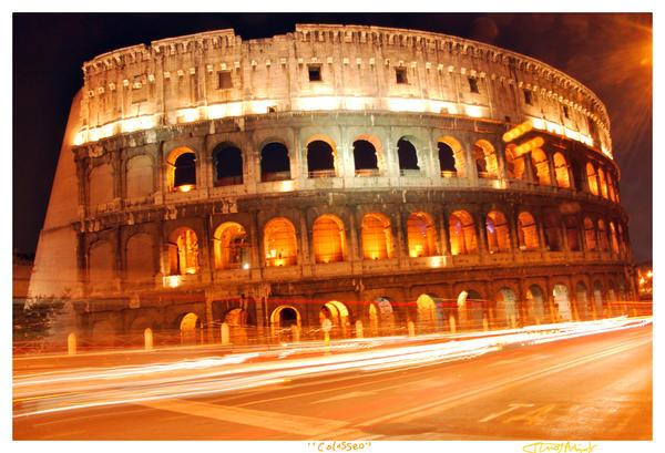 Colosseo by homogangbangfagbag