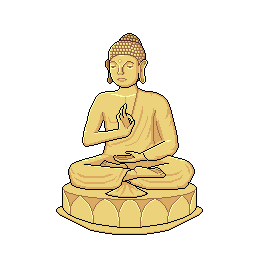 Buddha by royalgia