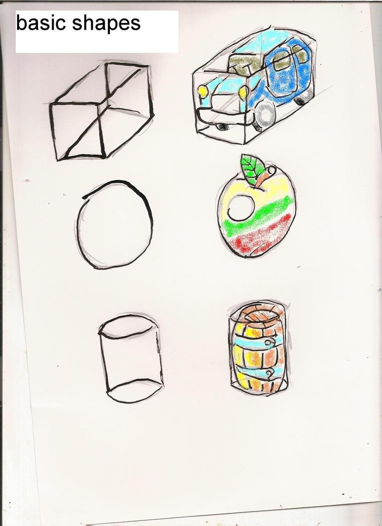 Basic Form by BlackFoxAsakura