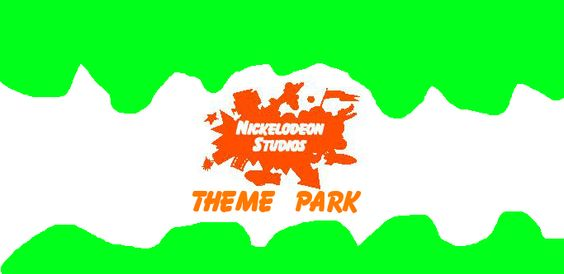 Nickelodeon Studios Theme Park by hamursh