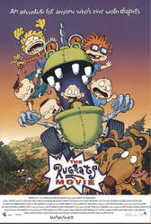 The Rugrats Movie (1998) Theatrical Poster