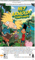 Hey Arnold The Jungle Movie (2017) Poster 2