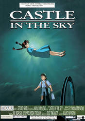 Castle in the Sky (1998) Poster