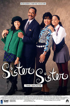 Sister Sister The Movie Poster