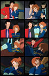 Lupin III S2 - 155 Farewell, My Beloved Lupin