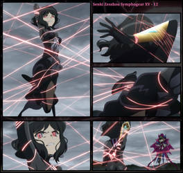 Senki Zesshou Symphogear XV - 12