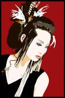 Japanese Queen by RyuuseiShinda