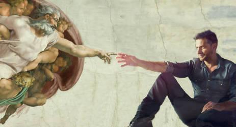 Richard Armitage - The creation