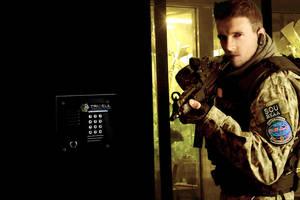 Piers Nivans - BSAA - Resident Evil 6 by PhelanDavion