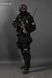 Assault Soldier STOCK I by PhelanDavion