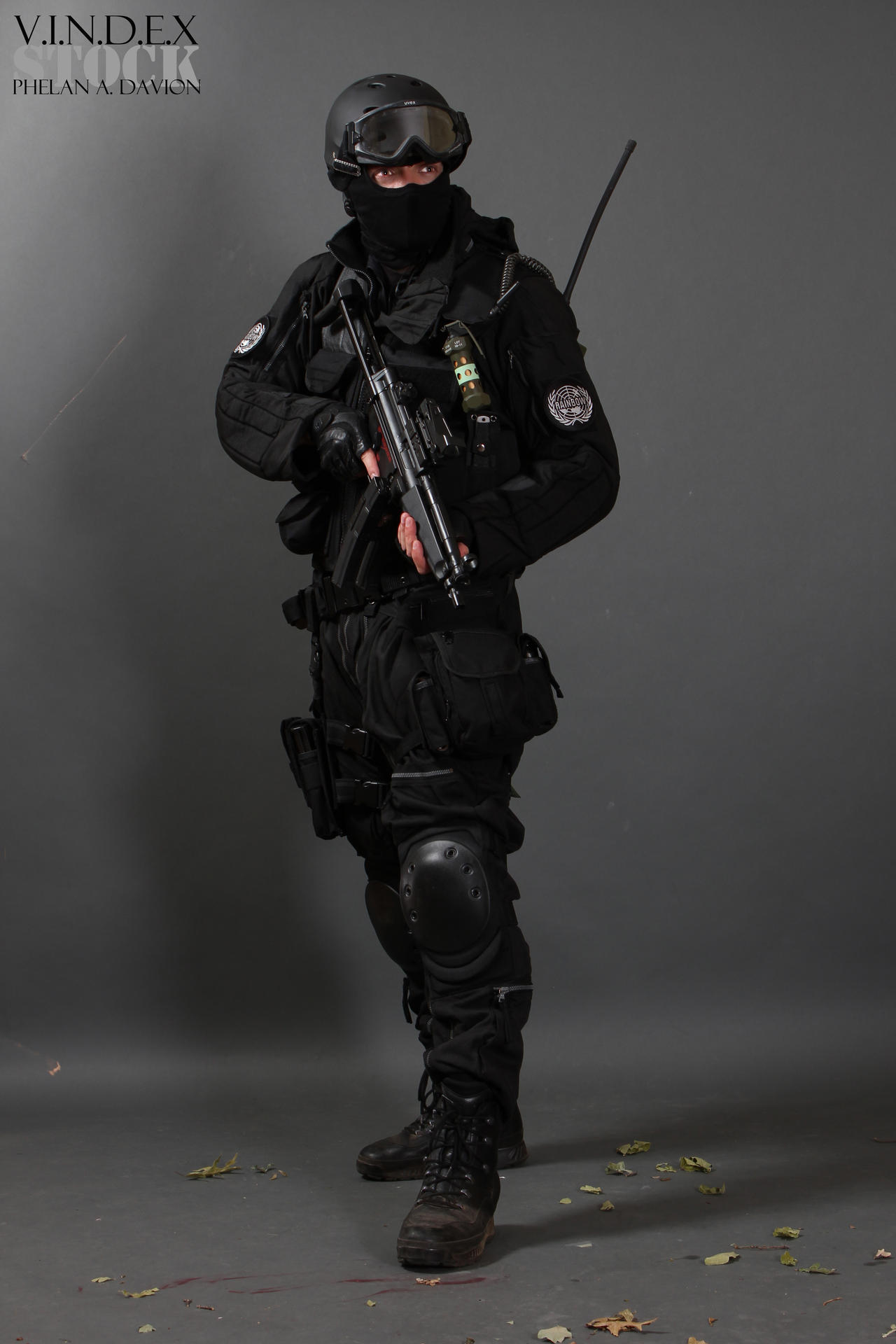 Assault Soldier STOCK I