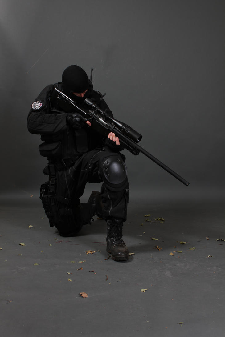 Sniper STOCK II by PhelanDavion