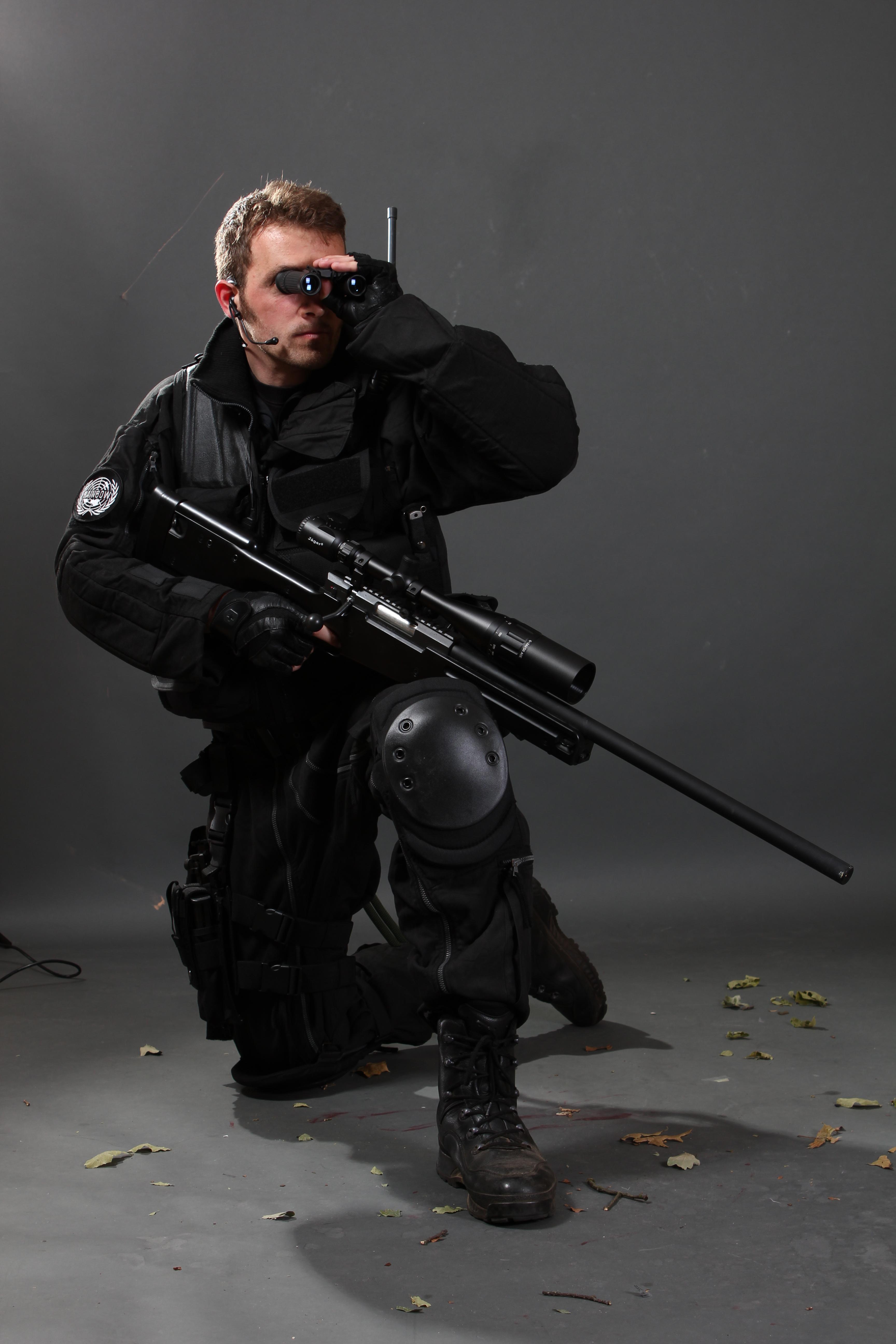 Sniper STOCK III by PhelanDavion