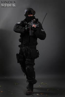 Assault Soldier STOCK III