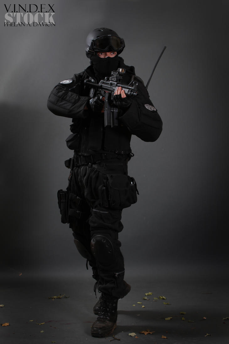 Assault Soldier STOCK III by PhelanDavion