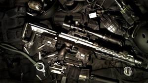 GSG-9 DSR-1 Sniper Rifle (Lapua Magnum)