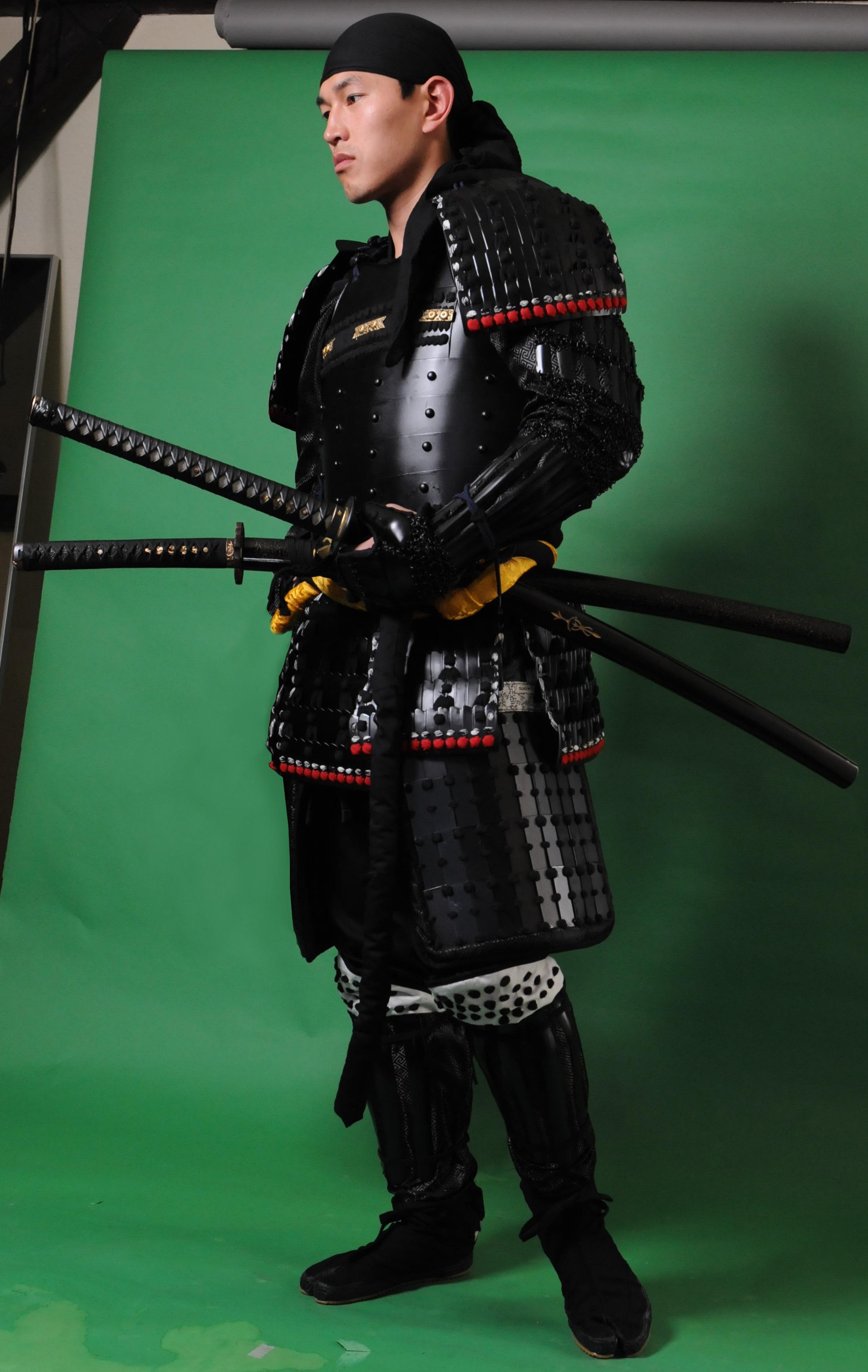Samurai Stock by PhelanDavion