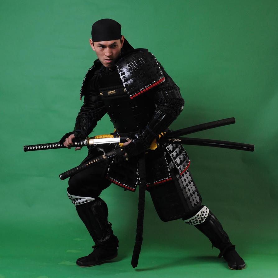 Samurai Stock II by PhelanDavion