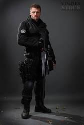 Sniper STOCK X
