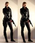 Female Agent STOCK by PhelanDavion