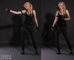 Lara Croft / Sarah Connor Style STOCK