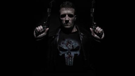 Frank Castle - The Punisher by PhelanDavion
