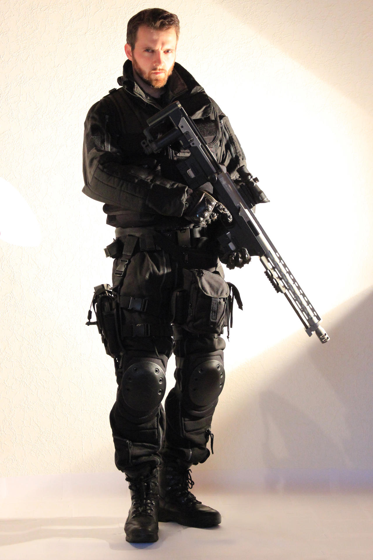 Universal Soldier STOCK II by PhelanDavion