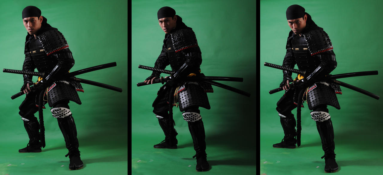 Samurai STOCK IV by PhelanDavion