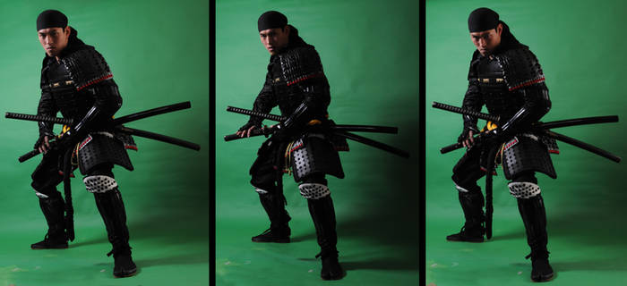 Samurai STOCK IV