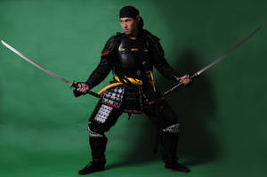 Samurai STOCK V by PhelanDavion