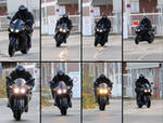 Motorcycle Streetfighter STOCK