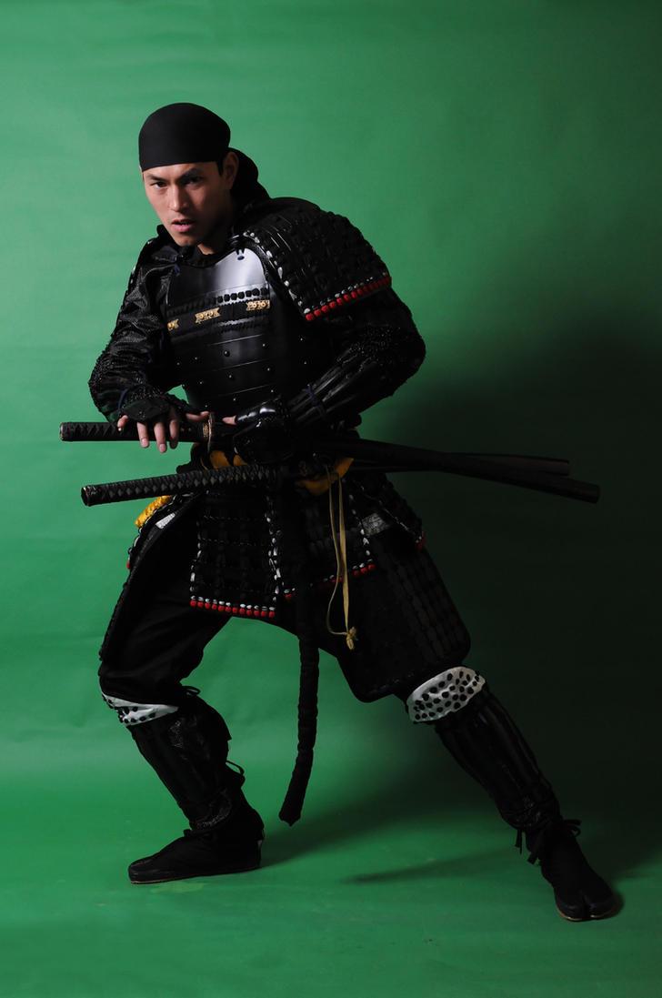 Samurai STOCK IX by PhelanDavion