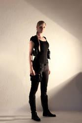 Female Agent STOCK III by PhelanDavion