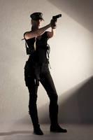 Female Agent STOCK IV by PhelanDavion