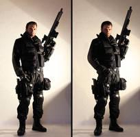 Universal Soldier STOCK III by PhelanDavion