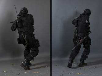 Assault STOCK XII by PhelanDavion