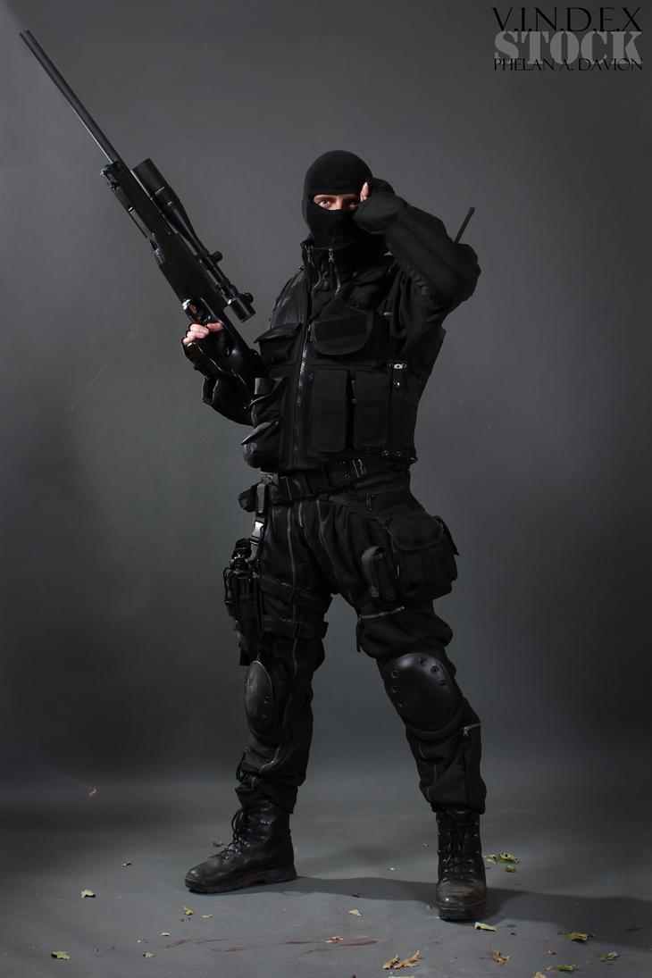 Sniper STOCK XI by PhelanDavion