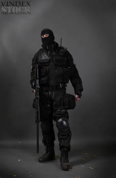 Sniper STOCK XII