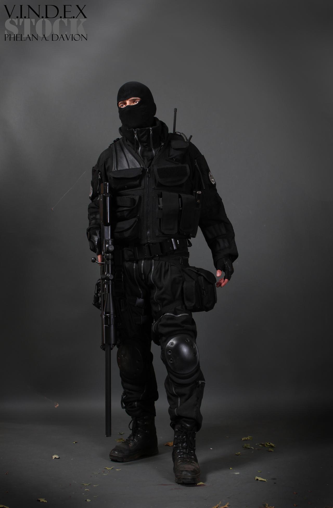 Sniper STOCK XII by PhelanDavion