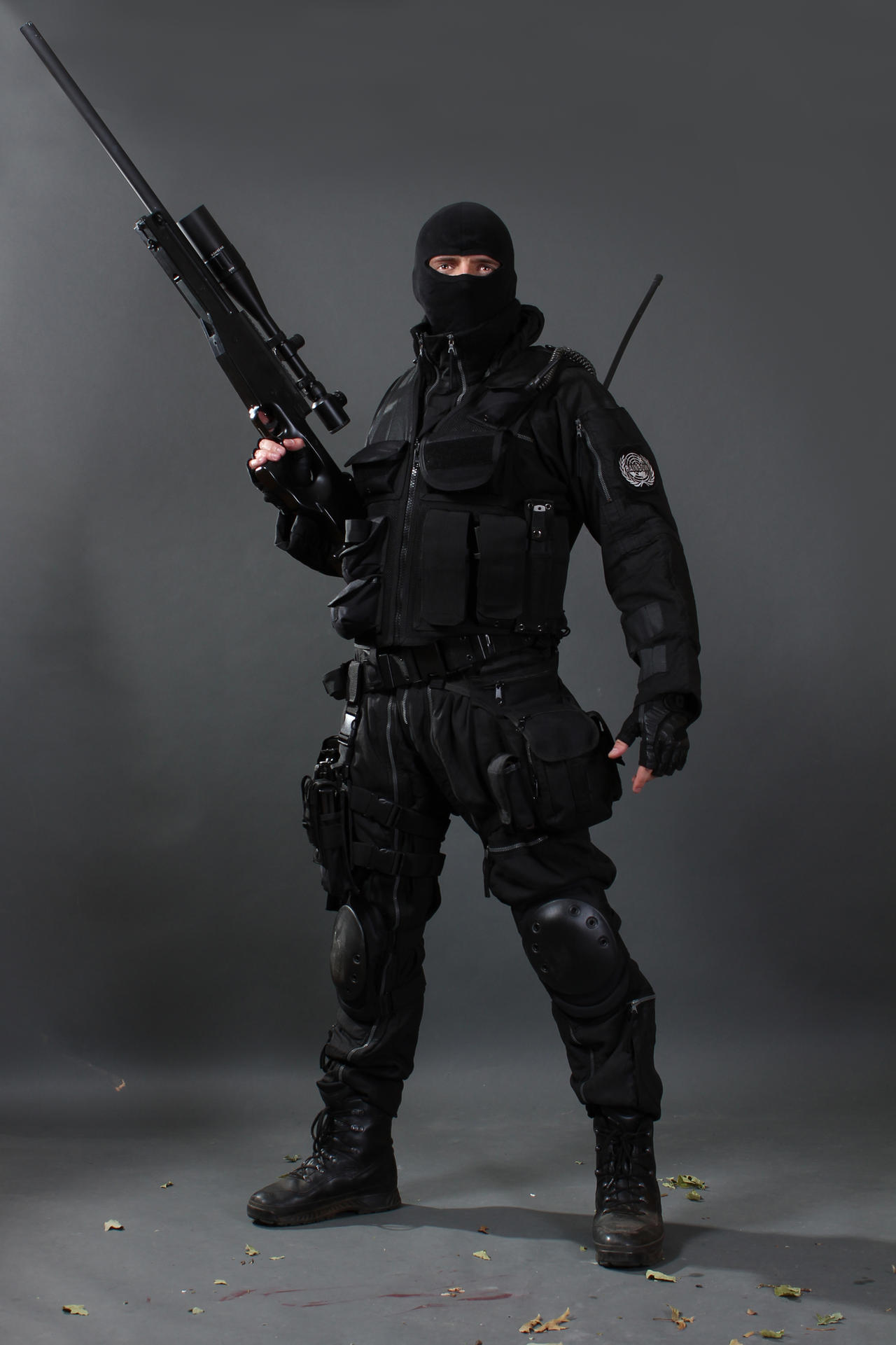 Sniper STOCK XIII by PhelanDavion
