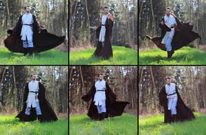 Jedi Pose STOCK IV by PhelanDavion