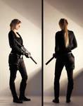 Female Agent STOCK VI