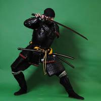 Samurai STOCK X by PhelanDavion