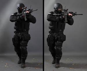 Assault STOCK XV