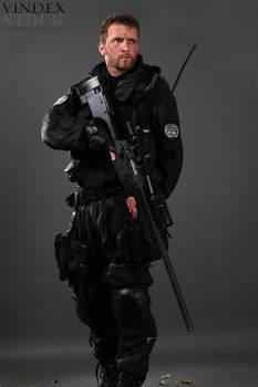 Sniper STOCK XVI by PhelanDavion
